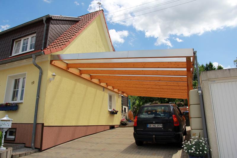 Glas-Holzbau Christian Klein – Überdachungen