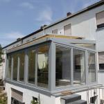 Wintergarten - Konstruktion & Material