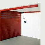 Garagentor - Deckenlauftor