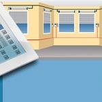 Elektroantrieb - Integration für Hausautomatisierung
