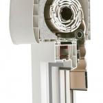 Rollladen - Aufbauelement